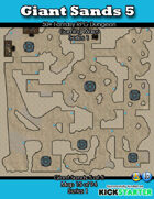 50+ Fantasy RPG Maps 1: (15 of 94) Giant Sands 5