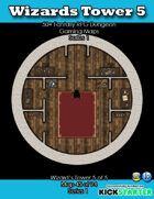 50+ Fantasy RPG Maps 1: (45 of 95) Wizard's Tower 5