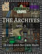 Chibbin Grove: The Archives Vol. 3