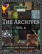 Chibbin Grove: The Archives Vol. 4