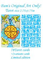 Pam's Original Art Only Tarot size