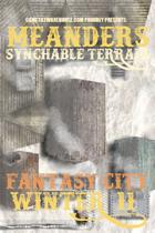 Meanders Map Pack: Fantasy City - Winter II