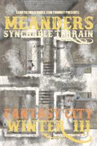 Meanders Map Pack: Fantasy City - Winter III