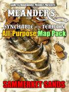 Meanders All-Purpose Map Pack - SAMMERKET SANDS I
