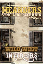Meanders All-Purpose Map Pack - WILD WEST CITY INTERIORS