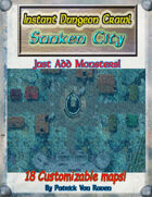 Instant Dungeon Crawl: Sunken City