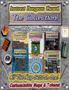 Instant Dungeon Crawl: The Collection [BUNDLE]