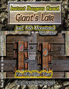 Instant Dungeon Crawl: Giant's Lair