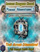 Instant Dungeon Crawl: Planar Adventures 7
