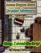 Instant Dungeon Crawl: Shrunken Adventures