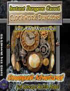 Instant Dungeon Crawl: Clockwork Dungeons