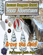 Instant Dungeon Crawl: Snow Adventures