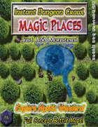 Instant Dungeon Crawl: Magic Places