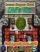 Instant Dungeon Crawl: DM's Kit
