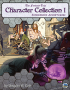 TFT Character Collection 1 - Experienced Adventurers (The Fantasy Trip)
