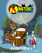 Geen Monsters onder m'n Bed - Avonturen 1