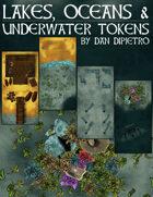 Lakes, Oceans, & Underwater Tokens