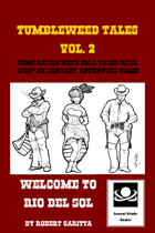 Tumbleweed Tales Volume 2