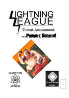 Lightning League Threat Assessment: Primate Troops