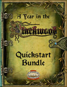 A Year in the Blackwood | Quick Start Guide [BUNDLE]