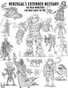 Nerzugal's Extended Bestiary