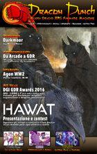 Musha Shugyo RPG: Dragon Punch Magazine 01