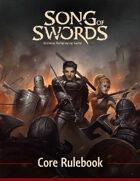 Song of Swords Core Rulebook