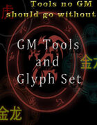 GM tools and Glyph Set