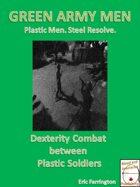 Green Army Men: Plastic Men, Steel Resolve