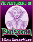 Adventurers of Panzoasia 2: Elven Warrior-Wizard