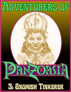 Adventurers of Panzoasia 3: Gnomish Tinkerer
