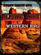 Blazing Suns: Western RPG