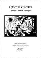 Options : Combats Héroïques (Épées & Voleurs)