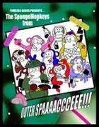Sponge Monkeys from Outerspace
