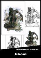 BlaszczecArt Stock Art: Ghoul