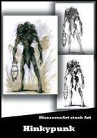 BlaszczecArt Stock Art: Hinkypunk