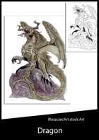 BlaszczecArt Stock Art: Dragon