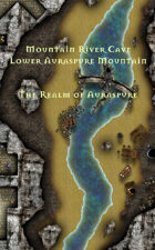 Mountain River Cave | The War of Auraspure