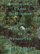 Smuggler's Cross | Battlemap - The War of Auraspure