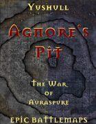 Agnore's Pit | Battlemap - The War of Auraspure