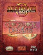 Clockwork Dreams Primer