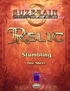 Relic: Stumbling