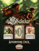 Shaintar Adventure Cards