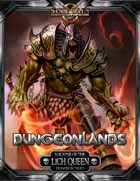 Dungeonlands: Machine of the Lich Queen Dungeon Tiles