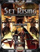 Set Rising - Showdown (Savage Worlds)