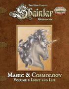 Shaintar Guidebook: Magic & Cosmology (Vol I)