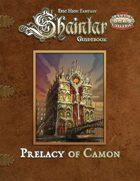 Shaintar Guidebook: Prelacy of Camon