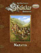 Shaintar Guidebook: Nazatir