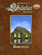 Shaintar Guidebook: Korindia