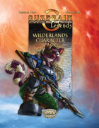 Wilderlands Character Pack